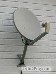 antenna Urdu Meaning