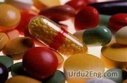 antibiotic Urdu Meaning