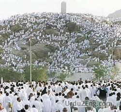 arafat Urdu Meaning