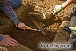 archeology Urdu Meaning