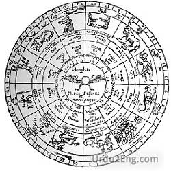 astrology Urdu Meaning