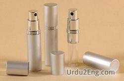atomizer Urdu Meaning