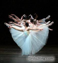 ballerina Urdu Meaning