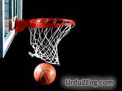 basket Urdu Meaning