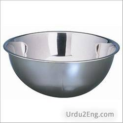 bowl Urdu Meaning