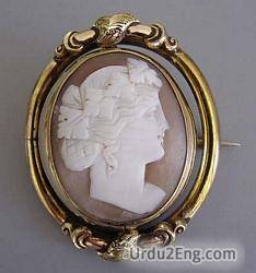 cameo Urdu Meaning