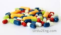 capsule Urdu Meaning
