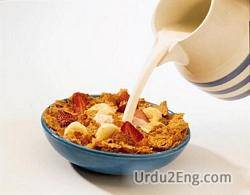 cereal Urdu Meaning