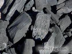 charcoal Urdu Meaning