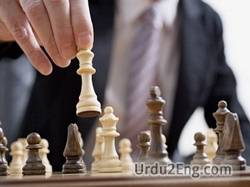 chess Urdu Meaning