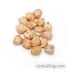 chickpea Urdu Meaning