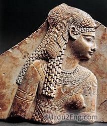 cleopatra Urdu Meaning
