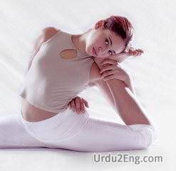 contort Urdu Meaning