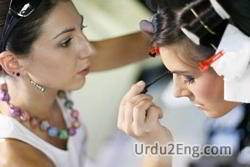 cosmetician Urdu Meaning