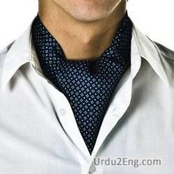 cravat Urdu Meaning