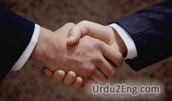 crony Urdu Meaning