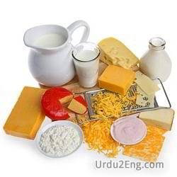 dairy Urdu Meaning