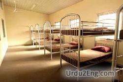 dormitory Urdu Meaning
