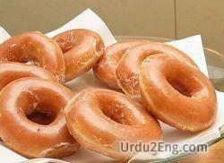 doughnut Urdu Meaning