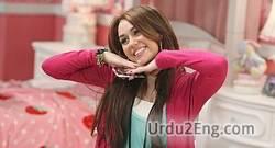 fille Urdu Meaning