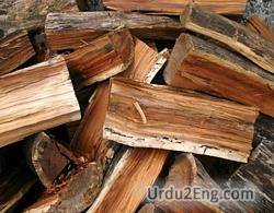 firewood Urdu Meaning