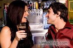flirt Urdu Meaning