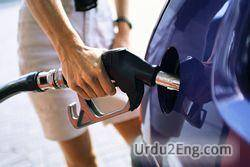 fuel Urdu Meaning