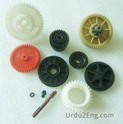 gear Urdu Meaning