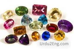 gem Urdu Meaning