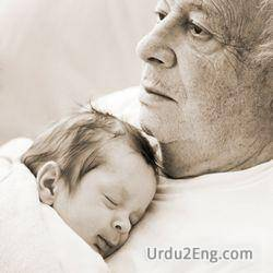 grandfather Urdu Meaning