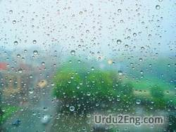 humidity Urdu Meaning