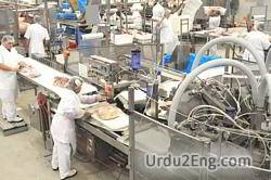 industry Urdu Meaning