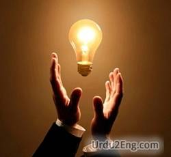 invention Urdu Meaning