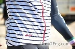 jersey Urdu Meaning