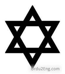 jew Urdu Meaning