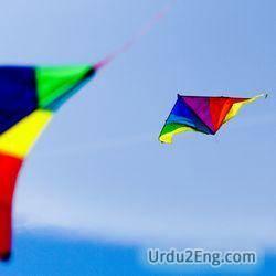 kite Urdu Meaning