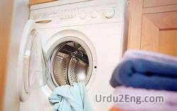 laundry Urdu Meaning