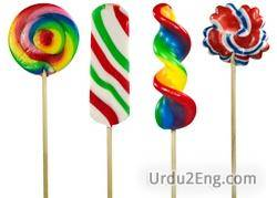 lollipop Urdu Meaning