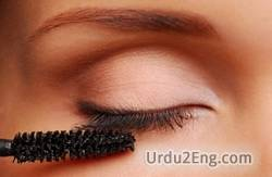 mascara Urdu Meaning