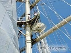 mast Urdu Meaning