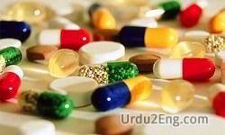 medicine Urdu Meaning