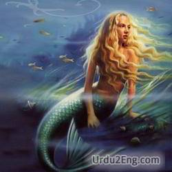 mermaid Urdu Meaning