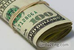money Urdu Meaning