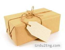 package Urdu Meaning