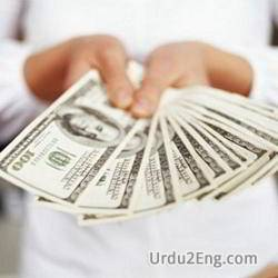 salary Urdu Meaning