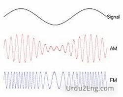 signal Urdu Meaning