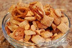 snack Urdu Meaning