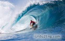surf Urdu Meaning