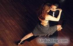 tango Urdu Meaning