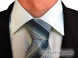 tie Urdu Meaning